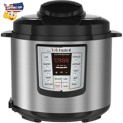 12 in 1 Electric Steel Instant Pot Programmable Cooker Kitch