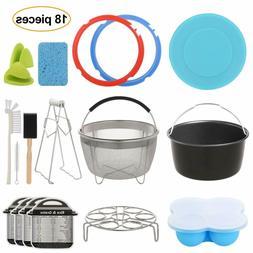 Aozita 18-Piece Mini 3 Quart Accessories For Instant Pot Acc