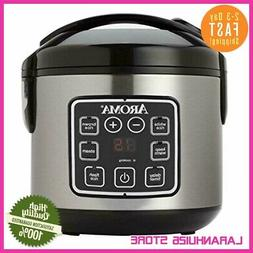 2QT Pressure Cooker Slow Mini.Crock Pot Instant Small Aroma