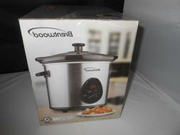 Brentwood 3.0 quart slow cooker