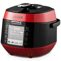 5.3 Qt 12-in-1 Programmable Multi-use  Electric Pressure Coo