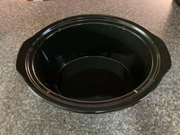 Crock-Pot 7.0-Quart Cook & Carry Programmable Slow Cooker
