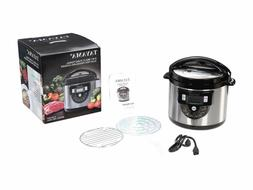 Instant Pot 8 in1 Programmable 6 Qt Slow Cooker Pressure Coo