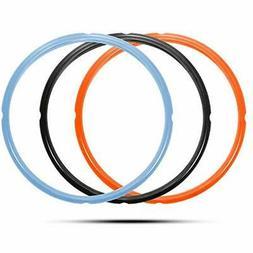 8 Qt Sealing Ring Compatible Instant Pot Quart Model, Fits D