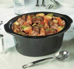 Crock-Pot 8-Quart Programmable Slow Cooker, SCCPVZ800-S