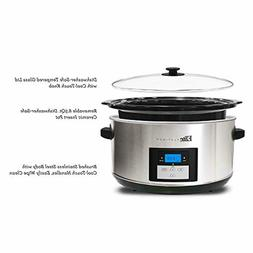 9qt Crock Pot Pressure Cooker 9 Quart Instant Slow 8qt 8 9qu