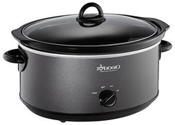 Crock-Pot 7 Quart Manual Slow Cooker, Design To Shine