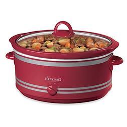 Crock-Pot SCV702 7-Quart Manual Slow Cooker with Travel Bag