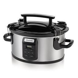 Crockpot SCCPVS600ECP-S Crock-Pot Cook and Carry Portable Sl