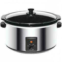 Brentwood Appliances SC-170S 8-Quart Stainless Steel Slow Co