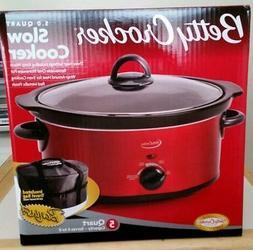 nib bc 1544c 5 quart slow cooker