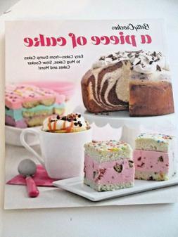 Betty Crocker A Piece of Cake Easy Cakes FREE SHIP Recipe Co