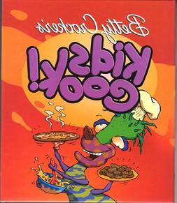 Betty Crocker's Kids Cook ! Cookbook Cook Book 1st Edition H