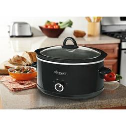BRAND NEW Crock-Pot 7 Quart Manual Slow Cooker- 2 Year Prote