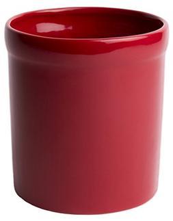 American Mug Pottery Ceramic Utensil Crock Utensil Holder, M