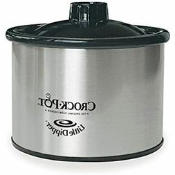 Crock-Pot 16-Ounce Little Dipper, Chrome Slow Cookers Kitche