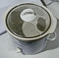 Crock Pot 2.5-Quart Model 5025-WG-NP