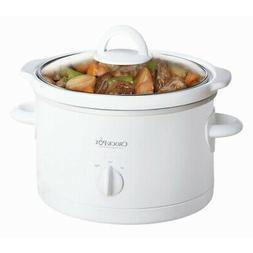 crock pot 2 5 quart slow cooker