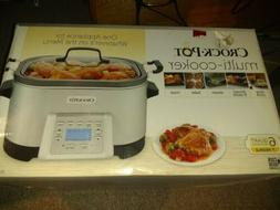 Crock-Pot 5-in-1 Multi-Cooker W/Non-Stick Inner Pot  SCCPMC6