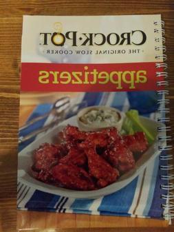 Crock pot cookbook Brand New