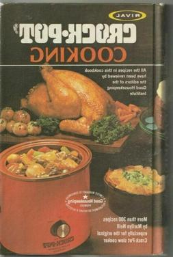 Crock-Pot Cooking by Marilyn Neill