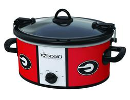Crock-Pot Georgia Bulldogs 6 Quart Cook & Carry Slow Cooker