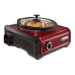 crock pot hook up connectable entertaining system
