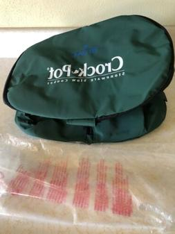 """Rival Crock Pot Insulated Cover for carrying """"New"""""""