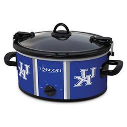 Crock-Pot Kentucky Wildcats Collegiate 6-Quart Cook & Carry