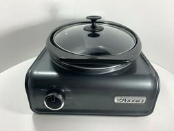 Crock Pot Model SCCPMD3-CH Type SC83 Slow Cooker 3.5 Quarts