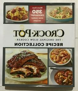 Crock-Pot® Recipe Collection Hardcover - NEW