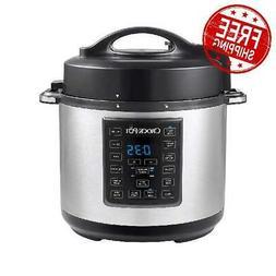 crock pot slow cooker pressure 8 in