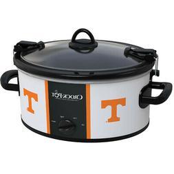 Crock-Pot Tennessee Volunteers Collegiate 6-Quart Cook & Car