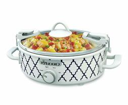 crock pot 2 5 quart mini casserole