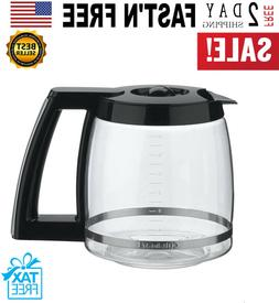 Cuisinart Dcc-3200 Replacement Carafe 14 Cup Coffee Maker Po