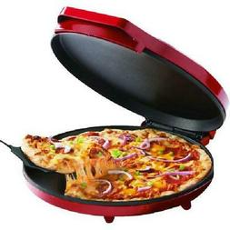 Betty Crocker Pizza Maker, Red