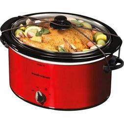 Hamilton Beach 33473 Programmable Slow Cooker 5Quart Cooking