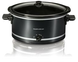 hamilton beach 8 quart qt large slow