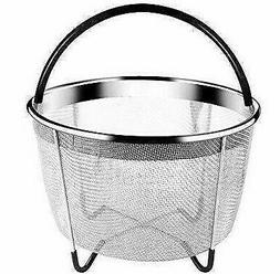 High-Quality KitchenHYPE Steamer Basket 6 Quart for Instant