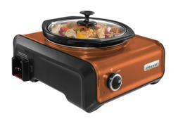 Crock-Pot Hook Up Connectable Entertaining System, 2-Quart,