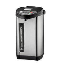 Chefman Instant Electric Hot Water Pot Auto & Manual Dispens