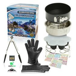 Instant Pot Accessories Set, 9 Pressure Cooker Accessories F