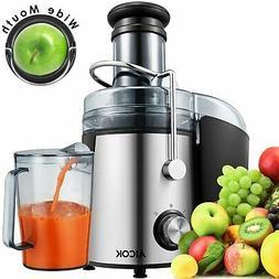 Aicok Juicer Wide Mouth Juice Extractor 1000 Watt Centrifuga