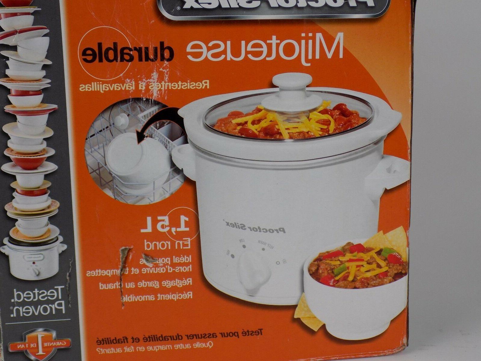 1.5 Round Proctor Silex Cooker Cooker