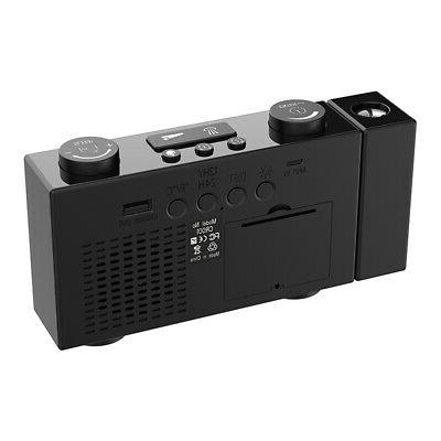 Projection Radio Alarm 4