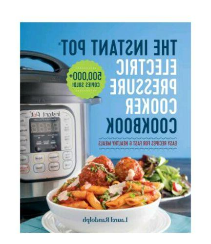 Instant 6 Programmable Pressure Cooker & Crock Pot with free cookbook
