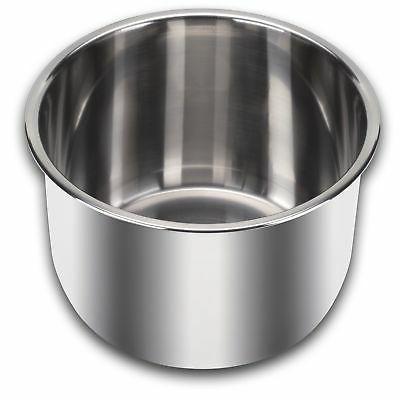 6l6 33qt stainless steel inner