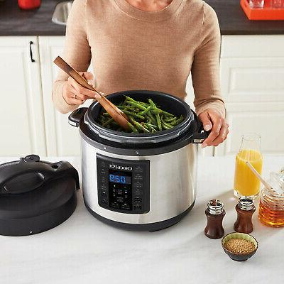 Programmable Saute Cooker