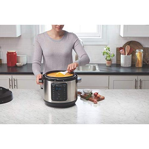 Crock-Pot Express Crock Slow with & Stainless Steel