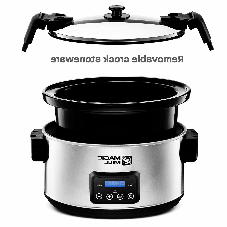 9qt Pot Cooker Big Large 8.5 Lid